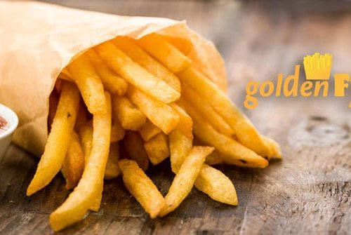 Golden Potato Fries