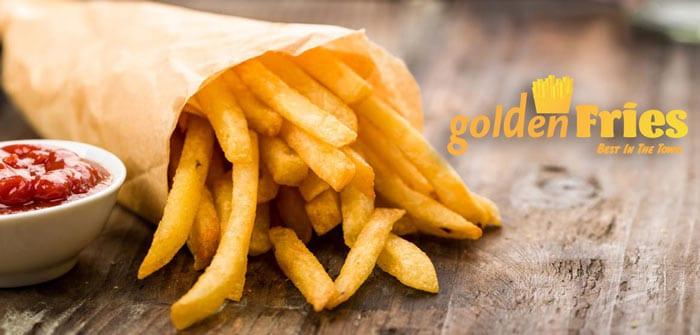 Golden Potato Fries
